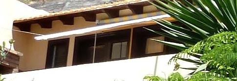 CASA LA VECINDAD patio exterior 2