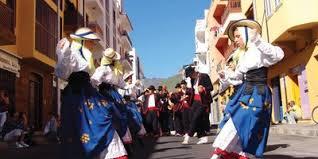 baile romeria
